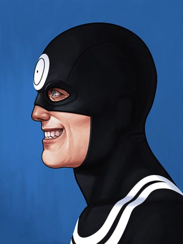 Mike Mitchell - Bullseye