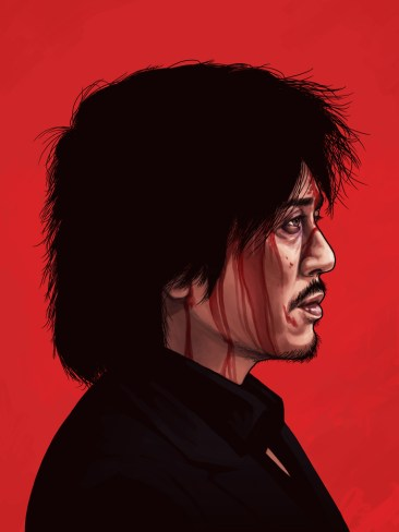 Mike Mitchell - Oldboy