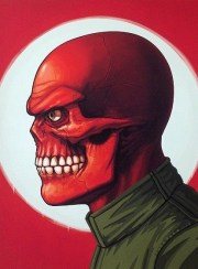 Mike Mitchell - Red Skull