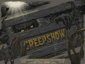 Mike Saputo - Creepshow variant