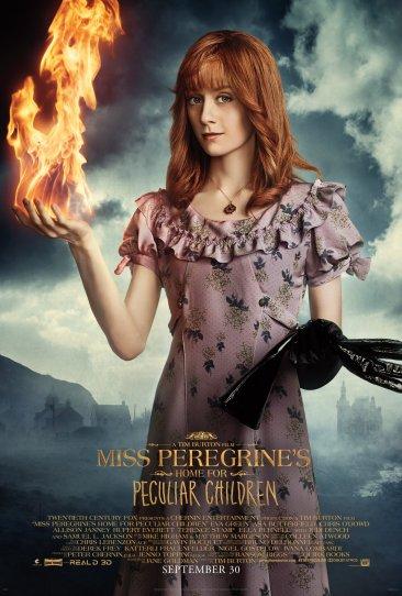 Miss Peregrine - Lauren McCrostie