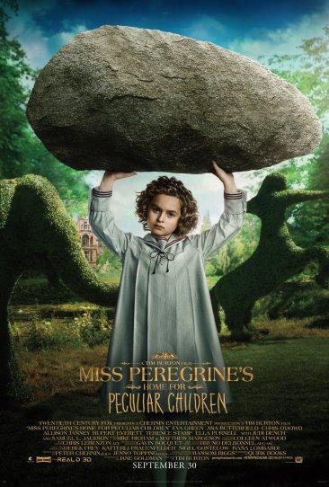 Miss Peregrine - Pixie Davies