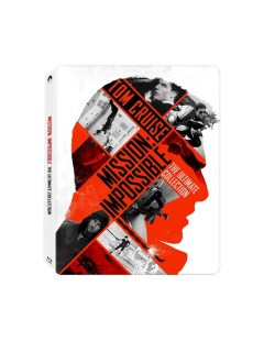 Mission Impossible five film set (Best Buy)