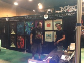 MondoCon Tong Booth