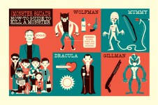 "Dave Perillo ""Monster Squad"""