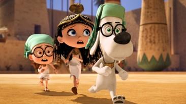 Mr Peabody and Sherman 5