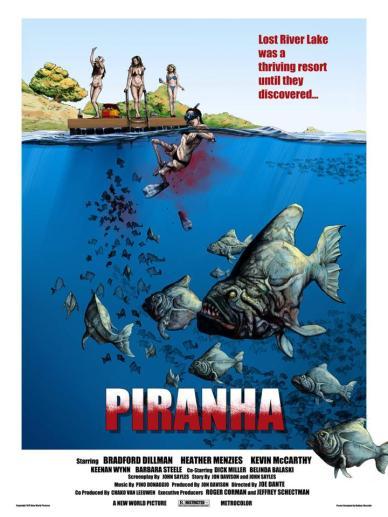 Nathan Chesshir - Piranha