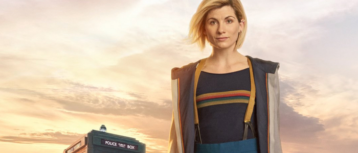 doctor who equal pay
