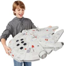 New Millennium Falcon Toy 3