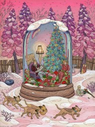 Nicole Gustaffson Christmas Story