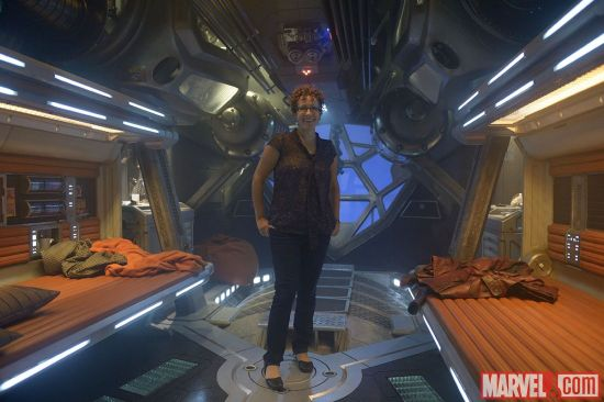Nicole Perlman Guardians of the Galaxy