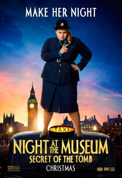 Night at the Museum - Tilly