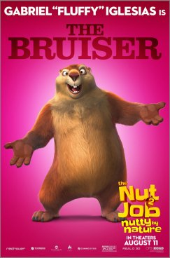 Nutjob poster 2
