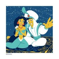 Aladdin handbill