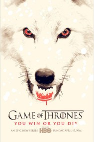 Olly Moss - Game of Thrones Rough
