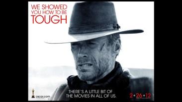 Oscars 2012 Clint