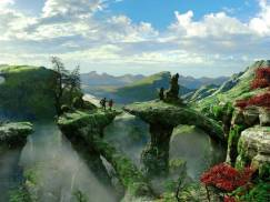 Oz Great and Powerful - bridge