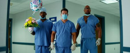 Pain and Gain hospital