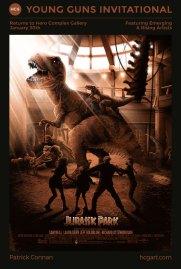 Patrick Connan - Jurassic Park 2