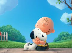 Peanuts - Charlie Brown and Snoopy