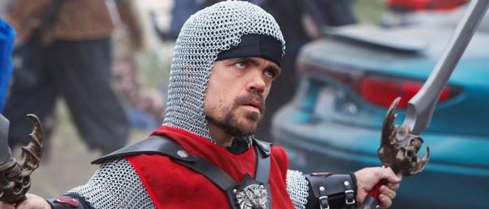 Peter Dinklage in Knights of Badassdom