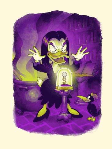Phantom City Creative - Magica Ducktales