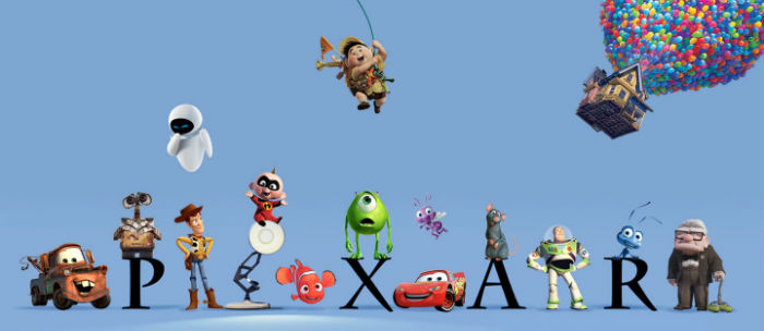 Pixar 20th anniversary