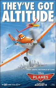 Planes character poster 1