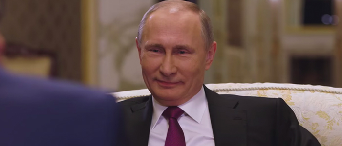 Vladimir Putin The Putin Interviews Oliver Stone