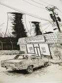 Quick E Mart Ink - Tim Doyle
