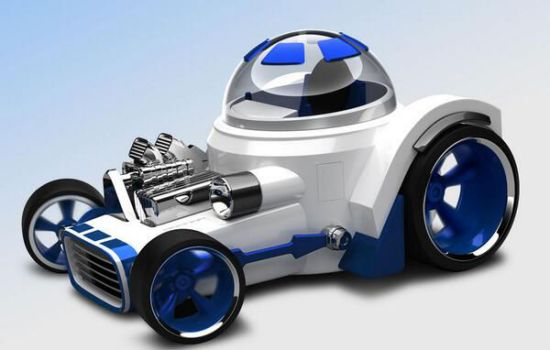 R2 D2 Hot Wheels