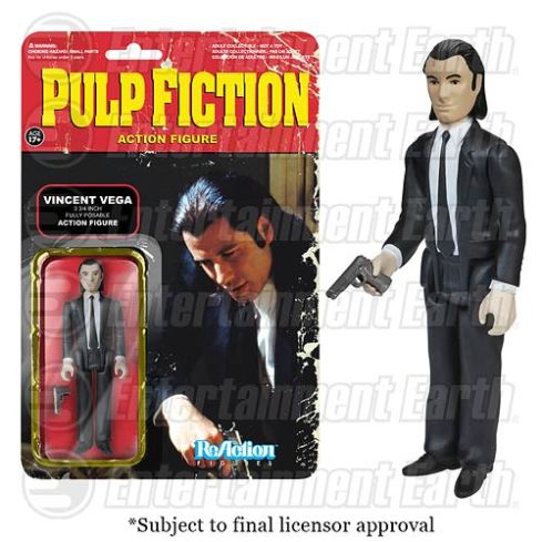 ReAction Pulp Fiction Vince