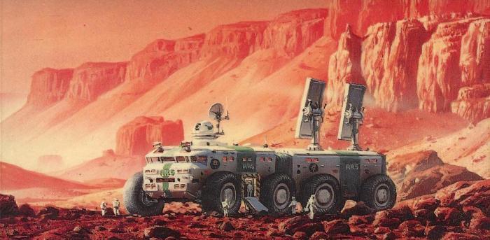 Red Mars TV Series