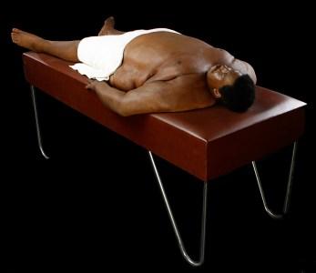 Rick Baker - 46052_Nutty_Professor_Full_Size_Sherman_on_Hospital_Bed_7
