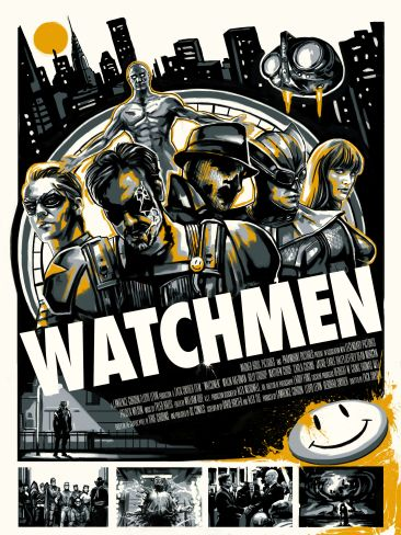 Robert Bruno - Watchmen