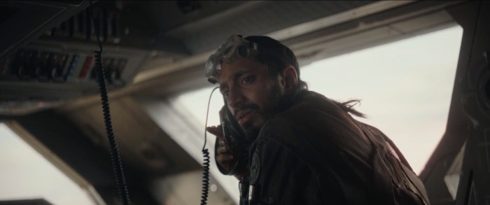 Rogue One Star Wars riz ahmed interview