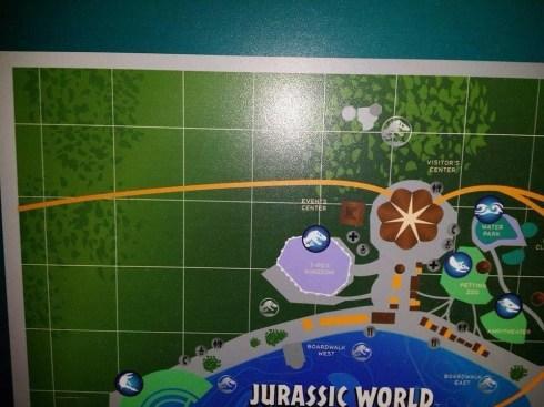 Rumor Jurassic World Map 6