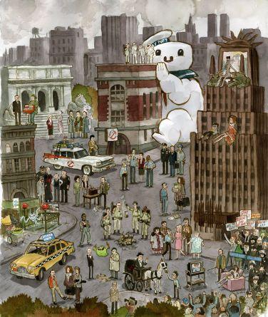 Scott C - Ghostbusters
