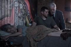 Sense8 season 2 - Tuppence Middleton as Riley Blue and Brian J. Smith as Will Gorski