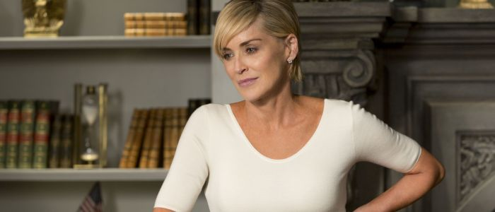 Sharon Stone in Agent X