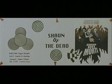 Shaun of the Dead Day 1
