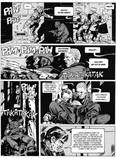 Snowpiercer Vol 1 page