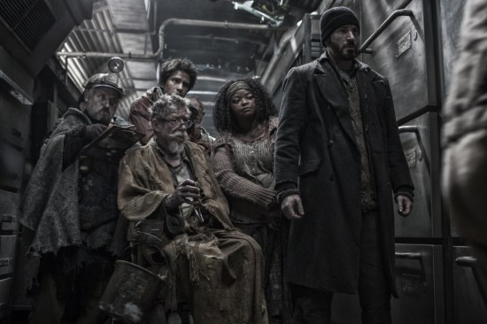 Snowpiercer US trailer