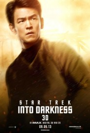 Star Trek Into Darkness - Sulu