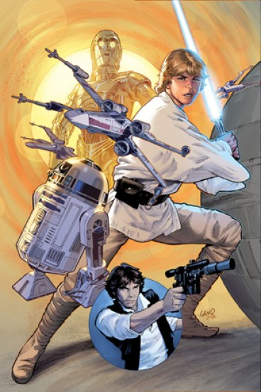 Star Wars 1 Greg Land Dynamic Forces
