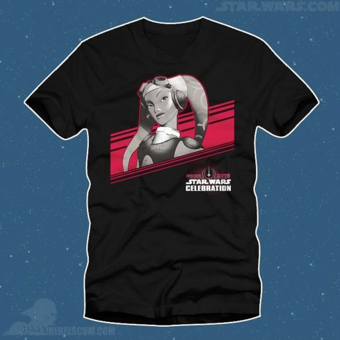 Star Wars Celebration T-Shirt 6