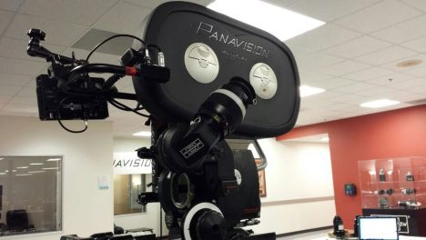 Star Wars Episode VII Camera