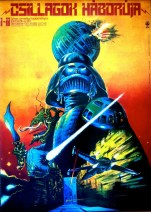 Star Wars Hungary poster 2