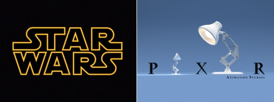 Star Wars Pixar