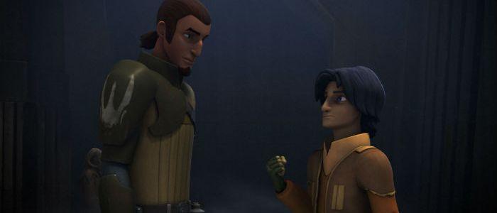 Star Wars Rebels Ezra Kanan
